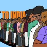 【旅行記200】早くもインド感がすごい!バンコクからムンバイへのドタバタ移動劇【タイ19】